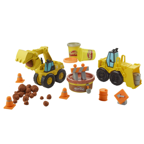 Play-Doh Excavator N Loader